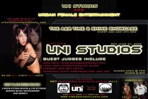 "Poster Design for Client ""UNI Studios"""
